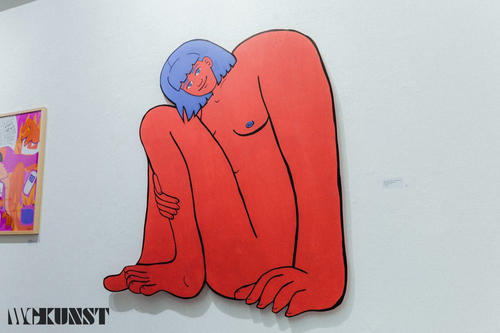 Sculpture body, 2020