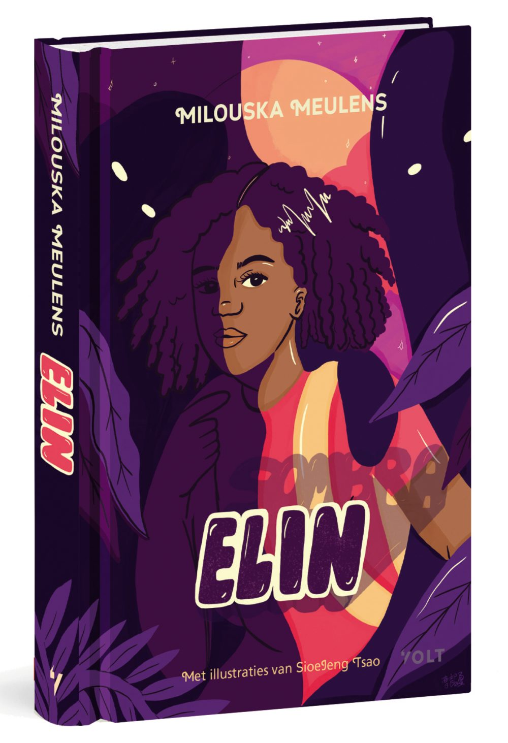 Children's book: Elin